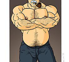 Pipe Daddy by mancerbear