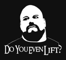 Do You Even Lift by personalized