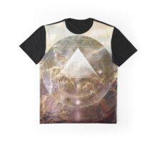 Pyramid Power Graphic T-Shirt