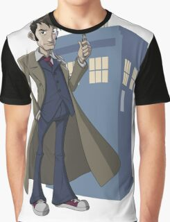 Timey Wimey Ten Graphic T-Shirt