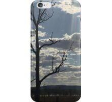 Light paddock iPhone Case/Skin