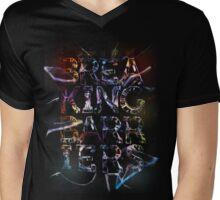 Breaking Barriers Mens V-Neck T-Shirt