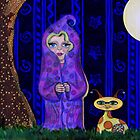 Witchy Poo and the Midnight Moon by Zi-O