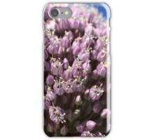Garlic Flower iPhone Case/Skin
