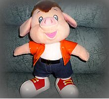 Porky Pig - a gift Photographic Print