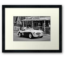 Austin Healey 100S 1955 Framed Print