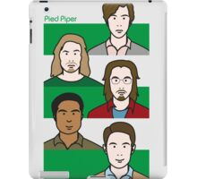 Pied Piper iPad Case/Skin