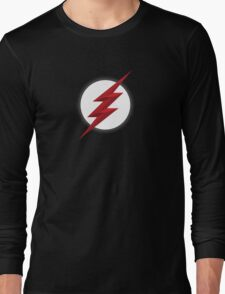 Black Flash Long Sleeve T-Shirt