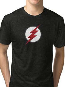 Black Flash Tri-blend T-Shirt