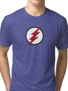 Black Flash Tri-blend T-Shirt