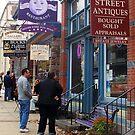 Street - Life  Lambertville  by fiat777