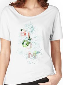 Vintage Bloom V2 #redbubble Women's Relaxed Fit T-Shirt