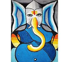 Ganapati (Blessings) Photographic Print