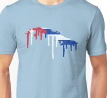 Cuba Paint Drip Unisex T-Shirt