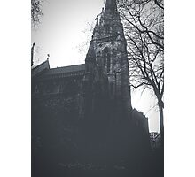 St. Mary Abbot Photographic Print