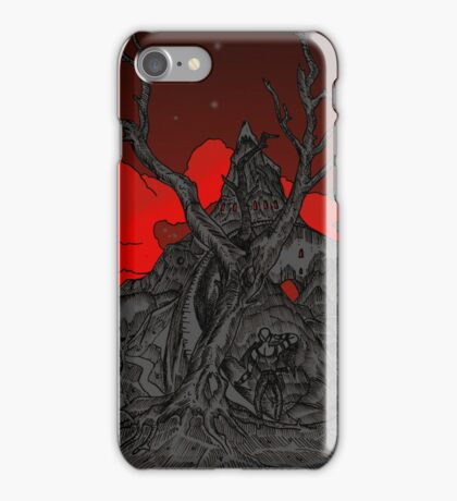 Fantasy Pen Drawing i phone case iPhone Case/Skin