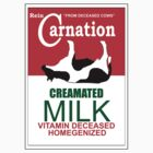 REINCARNATION MILK by Robin Brown