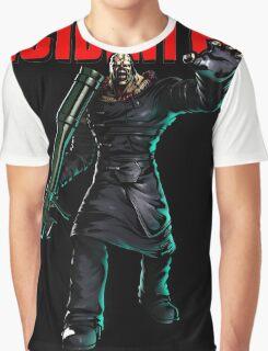 Resident Evil: Nemesis  Graphic T-Shirt