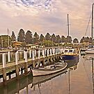 Moyne River Moorings - Port Fairy by TonyCrehan