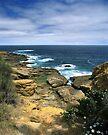 """Where Land Meets Sea"" ∞ Bermagui, NSW - Australia by Jason Asher"