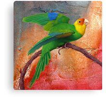 Nevermore Bird Canvas Print
