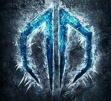 Destroid The Invasion Remixes Logo by FeatherLigure