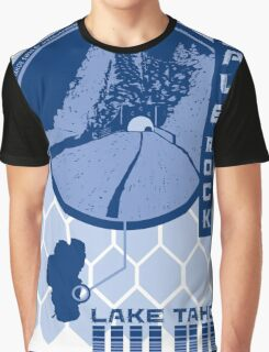 Cave Rock (Through the Looking Glass) Graphic T-Shirt