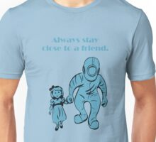 Bioshock - Close to friends Unisex T-Shirt
