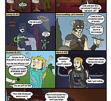 King Longburns: The Catch-Upening by Longburns