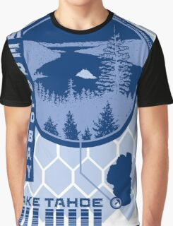 Emerald Bay (Through the Looking Glass) Graphic T-Shirt