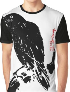 The Raven Graphic T-Shirt
