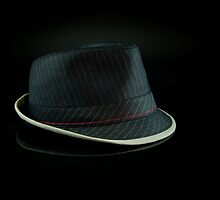 Black Hat on Black by Riaan Roux
