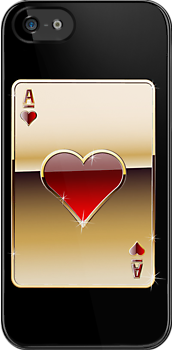 I am the ACE of HEARTS by ccorkin