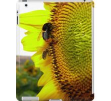 Sunflower 2012 iPad Case/Skin