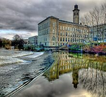 Salts Mill - HDR by Colin  Williams Photography