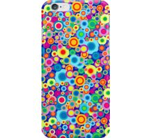 Funky bubbles iPhone Case/Skin