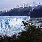 Glacier 1 Argentina by Sue Ballyn