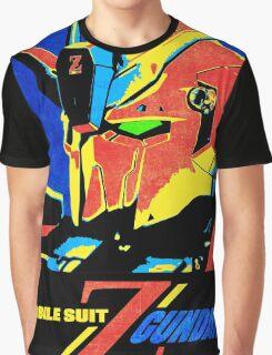 Zeta Gundam Graphic T-Shirt