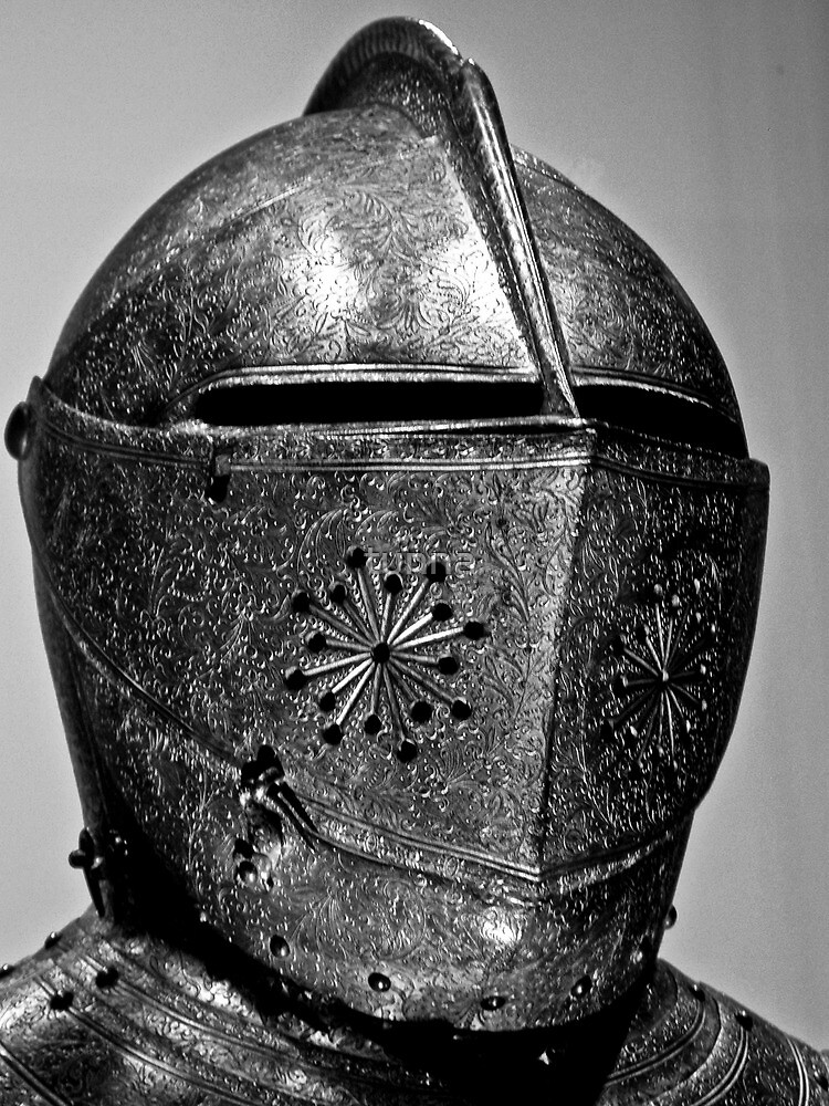 Gilt armour King Charles 1.White Tower,Tower of London by tunna