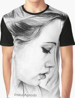 Bea Miller Pencil Sketch Graphic T-Shirt
