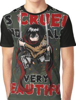 Cruel & Beautiful World Graphic T-Shirt