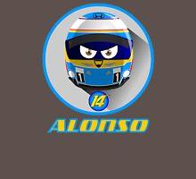 Fernando ALONSO_Helmet 2015 #14 Unisex T-Shirt