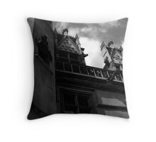 Musee de Cluny Throw Pillow