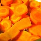 Carrots, Pumpkin & Sweet Potato by D. D.AMO