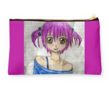 Anime Girl Studio Pouch
