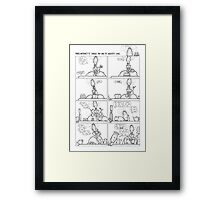 Marie-Antoinette Shows You How To Identify Cake Framed Print
