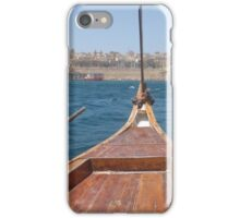 Sailing Valletta iPhone Case/Skin