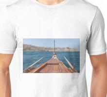Sailing Valletta Unisex T-Shirt