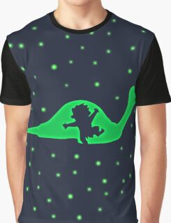 Arlo and Spot | The Good Dinosaur Graphic T-Shirt