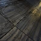 An Ancient Floor - The Blue Mosque Istanbul by Austin Dean
